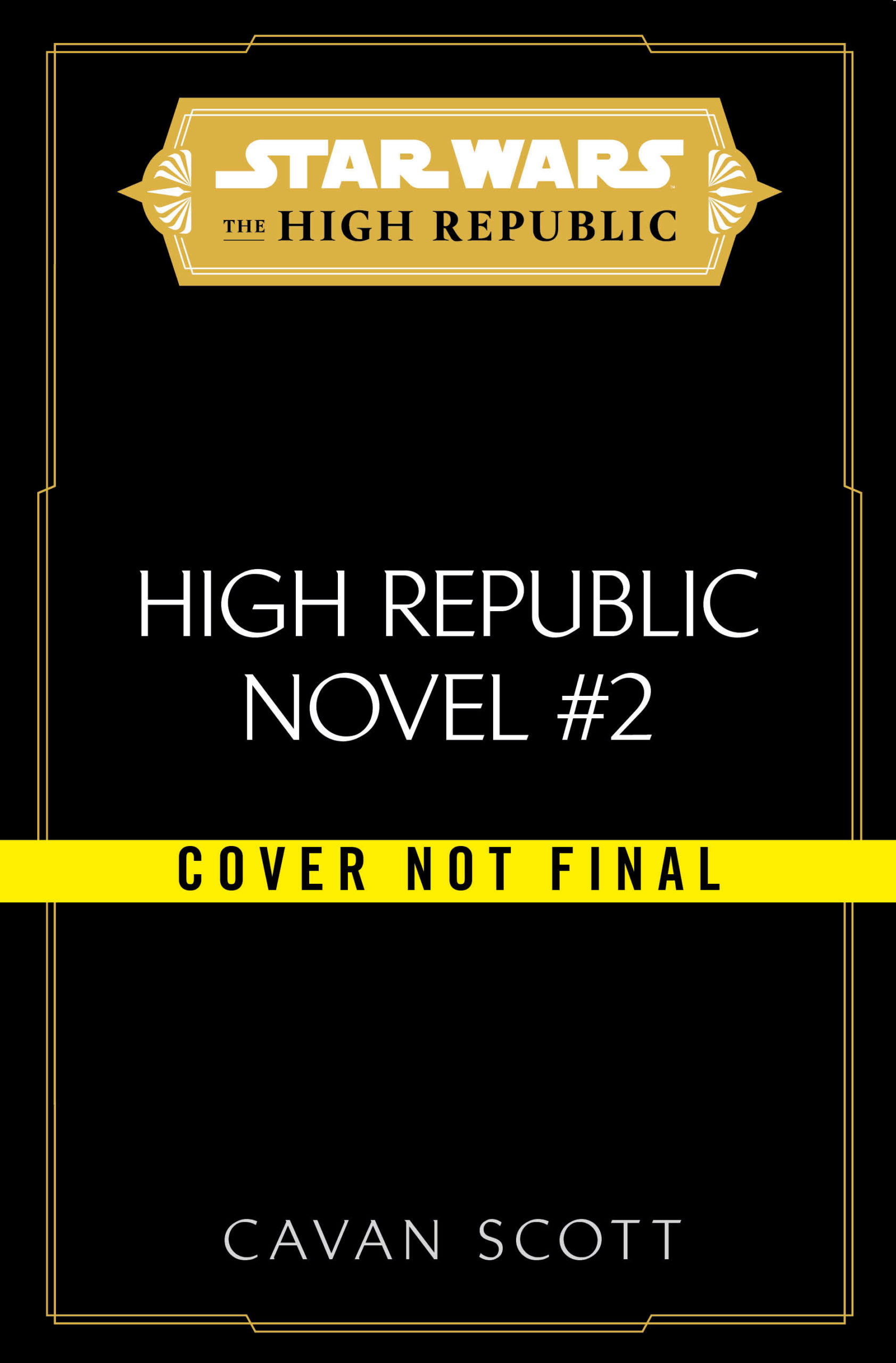 The High Republic Roman #2 (06.07.2021)