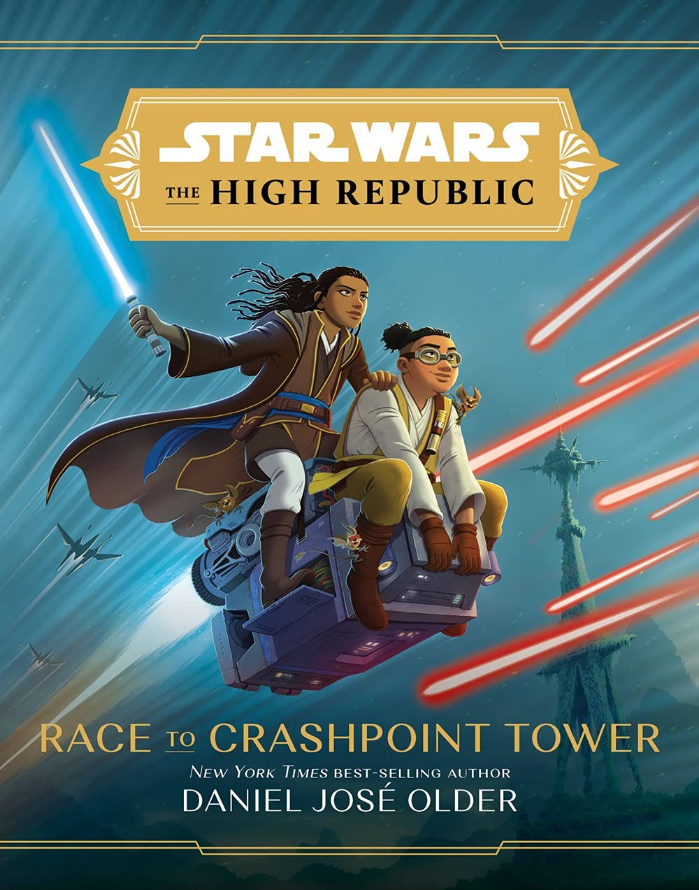 The High Republic: Race to Crashpoint Tower (29.06.2021)