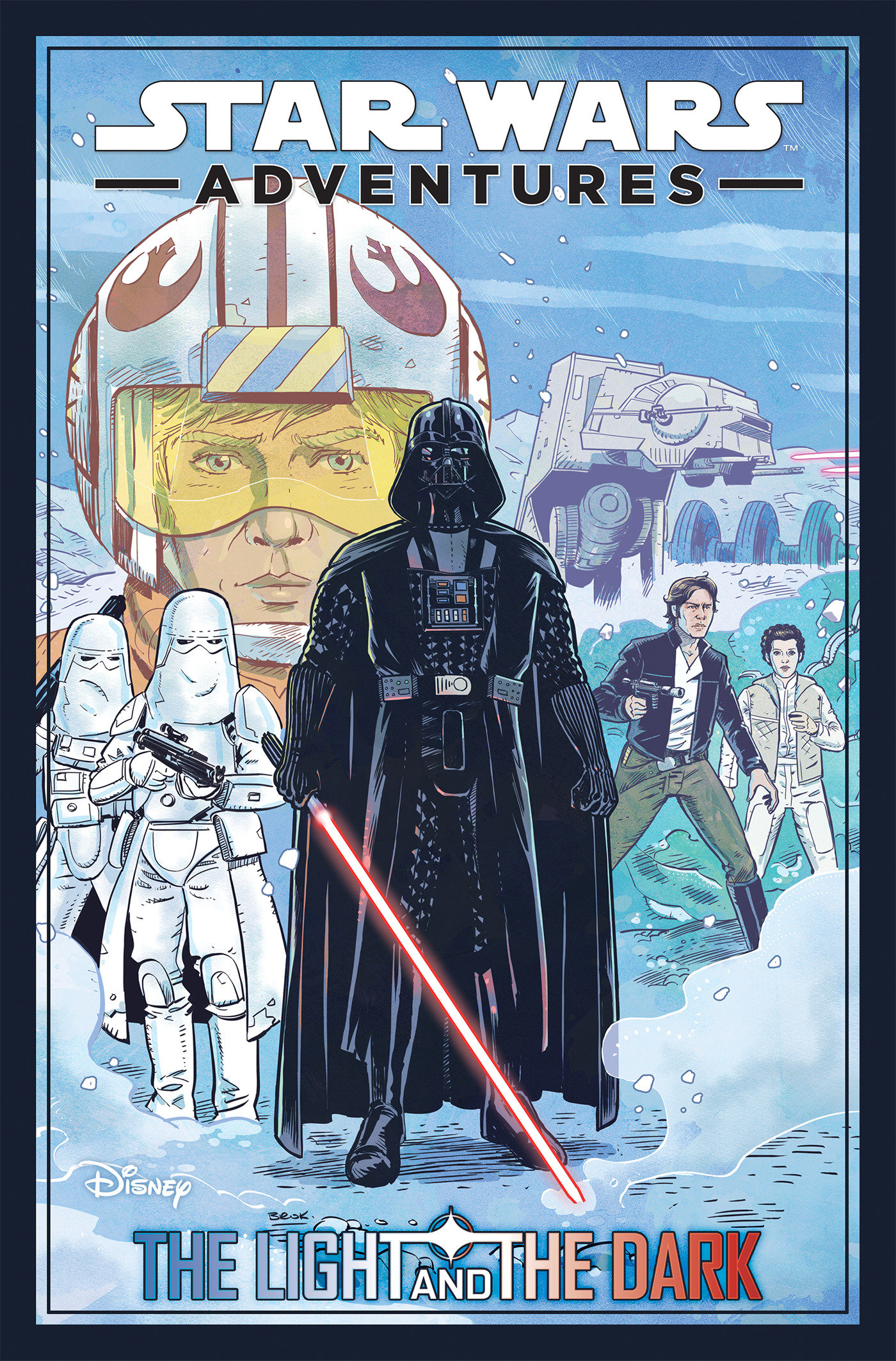 Star Wars Adventures: The Light and the Dark (22.06.2021)