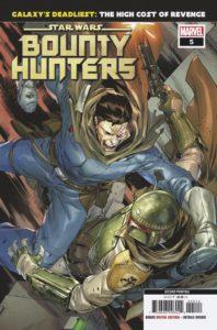 Bounty Hunters #5 (2nd Printing) (04.11.2020)