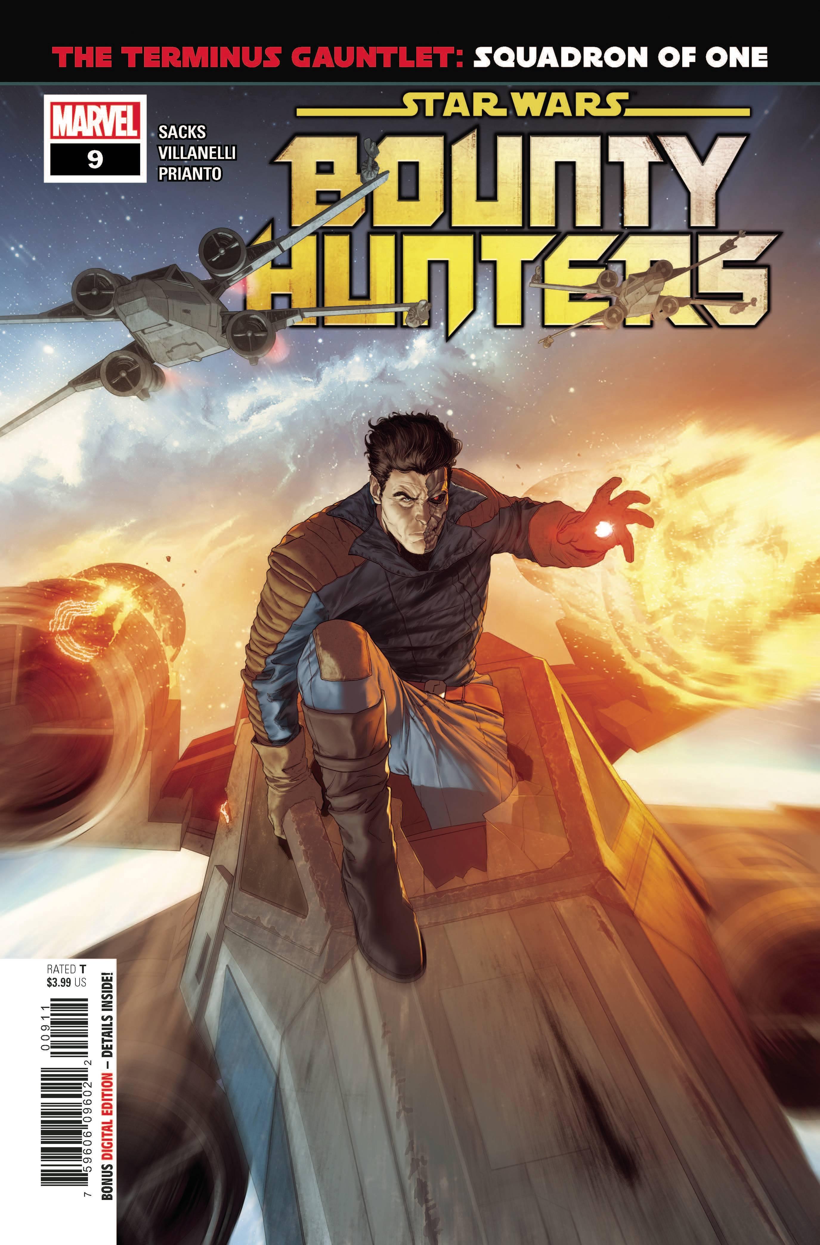 Bounty Hunters #9 (Januar 2021)
