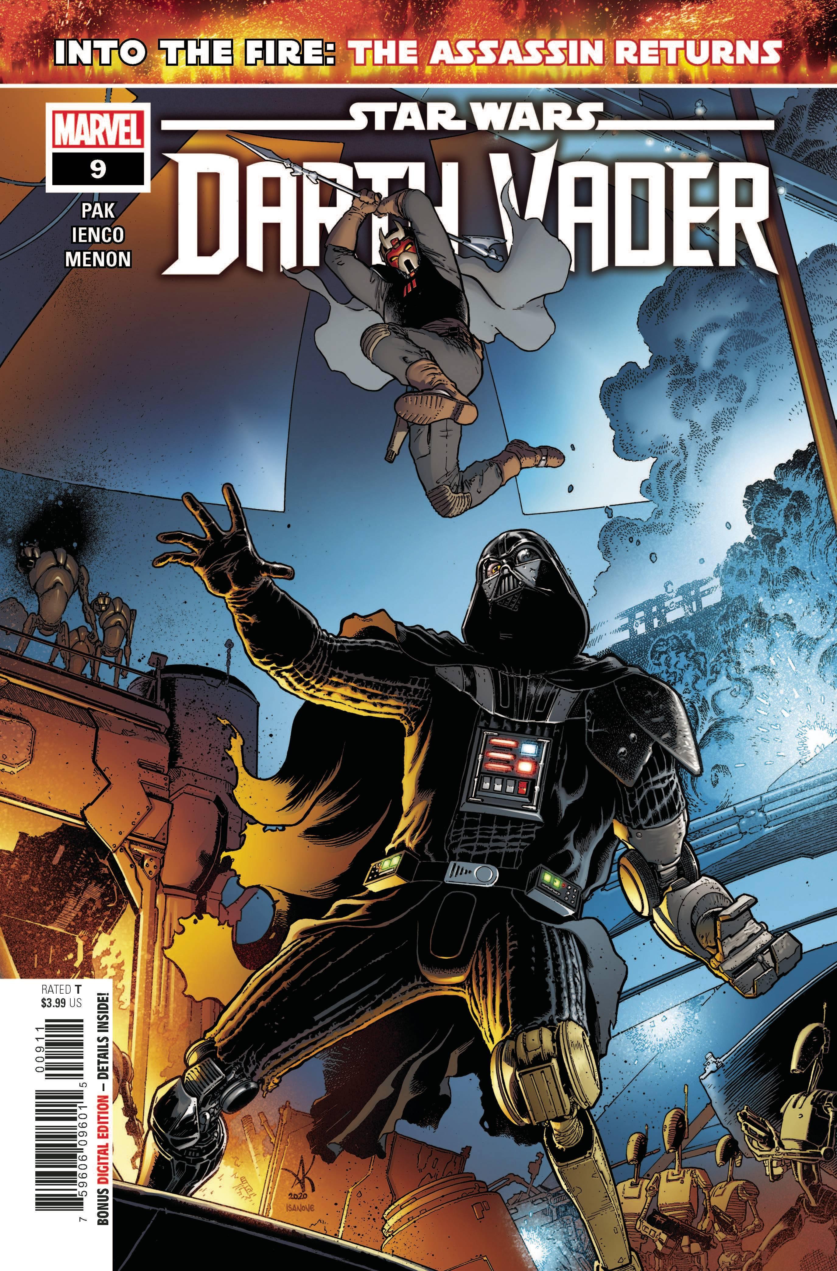Darth Vader #9 (Januar 2021)