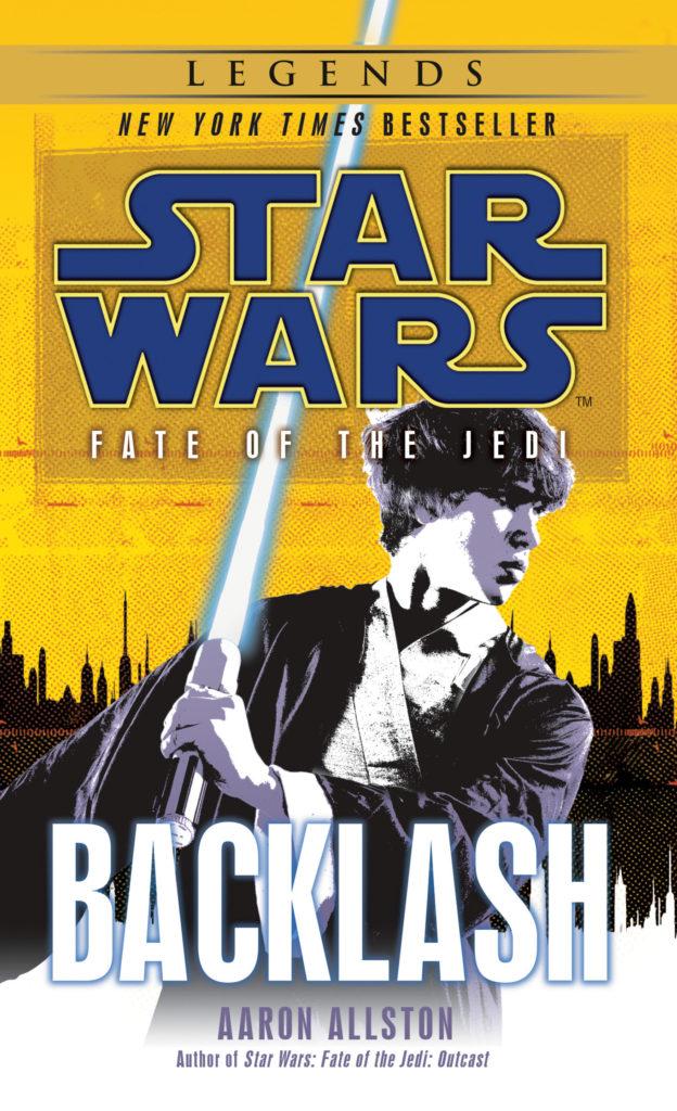 Star Wars Legends: Fate of the Jedi 4: Backlash (November 2020)