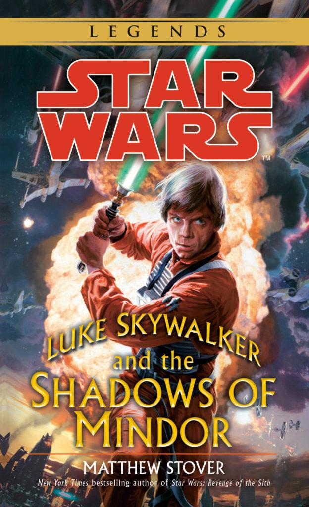 Star Wars Legends: Luke Skywalker and the Shadows of Mindor (November 2020)