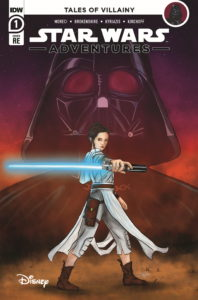 Star Wars Adventures #1 (Scott Kruger Linebreakers Variant Cover) (07.10.2020)