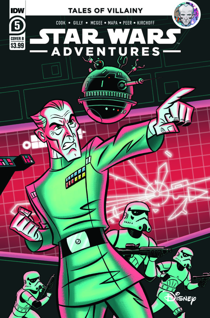 Star Wars Adventures #5 (Cover B by Ethen Beavers) (13.01.2021)