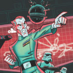 Star Wars Adventures #5 (vorläufiges Tarkin-Cover)