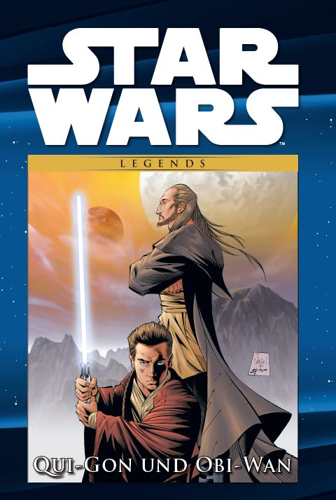 Star Wars Comic-Kollektion, Band 113: Qui-Gon und Obi-Wan (09.02.2021)