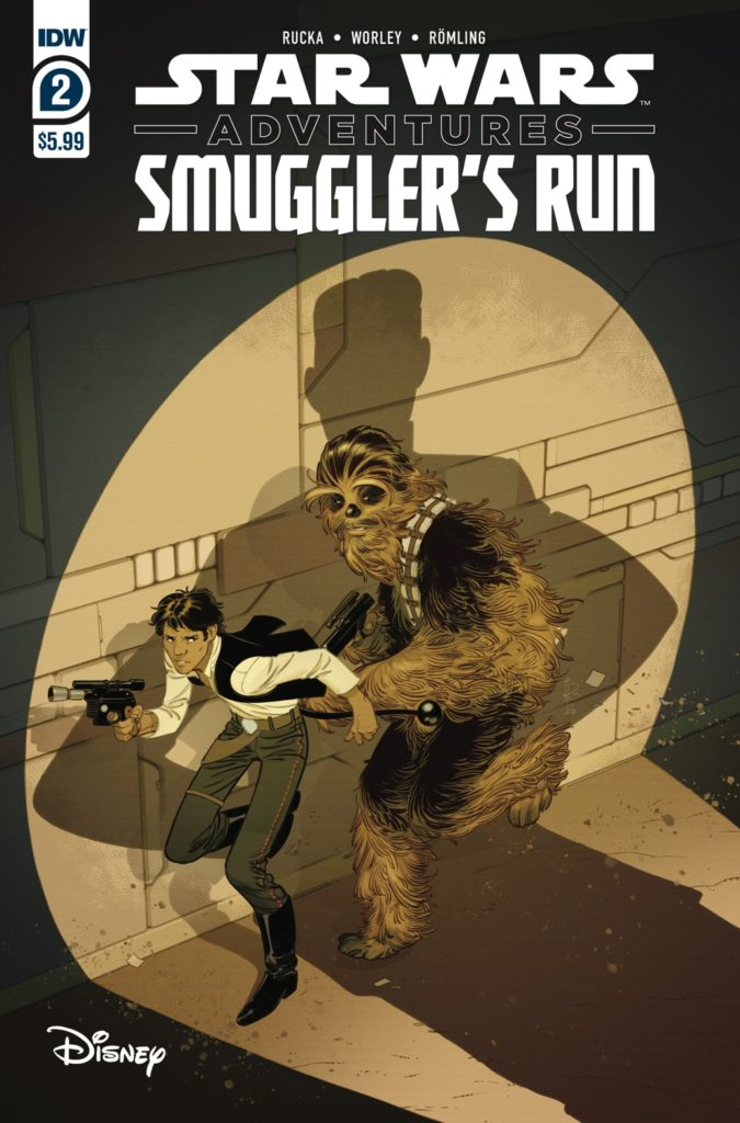Star Wars Adventures: Smuggler's Run #2 (27.01.2021)