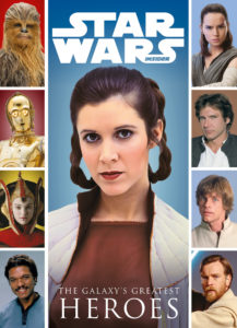 Star Wars Insider: The Galaxy's Greatest Heroes (19.10.2021)