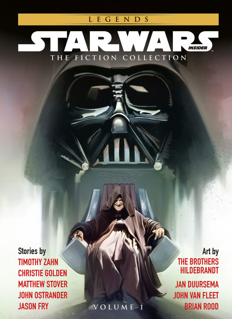 Star Wars Insider: The Fiction Collection Volume 1 (23.03.2021)