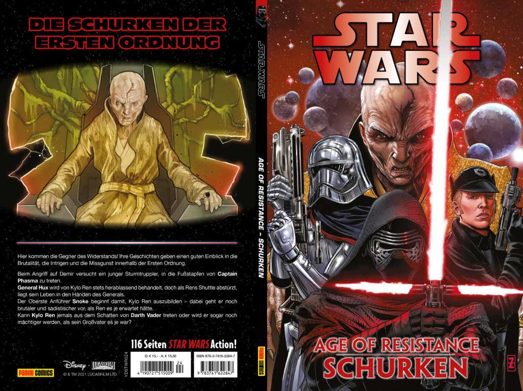 Age of Resistance: Schurken (29.06.2021)