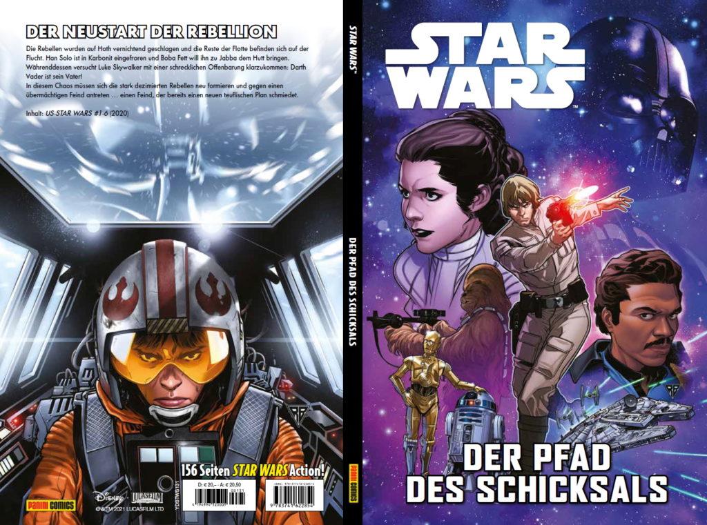 Star Wars, Band 1: Der Pfad des Schicksals (23.02.2021)