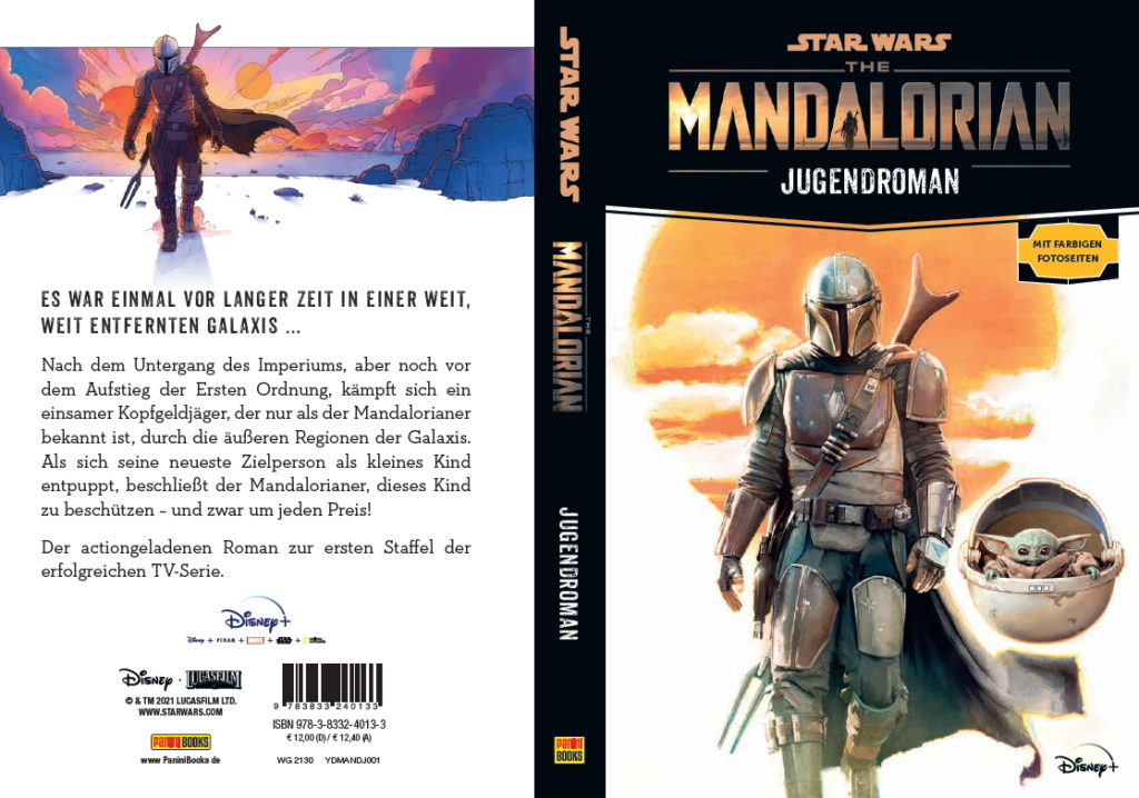 The Mandalorian - Jugendroman (23.02.2021)