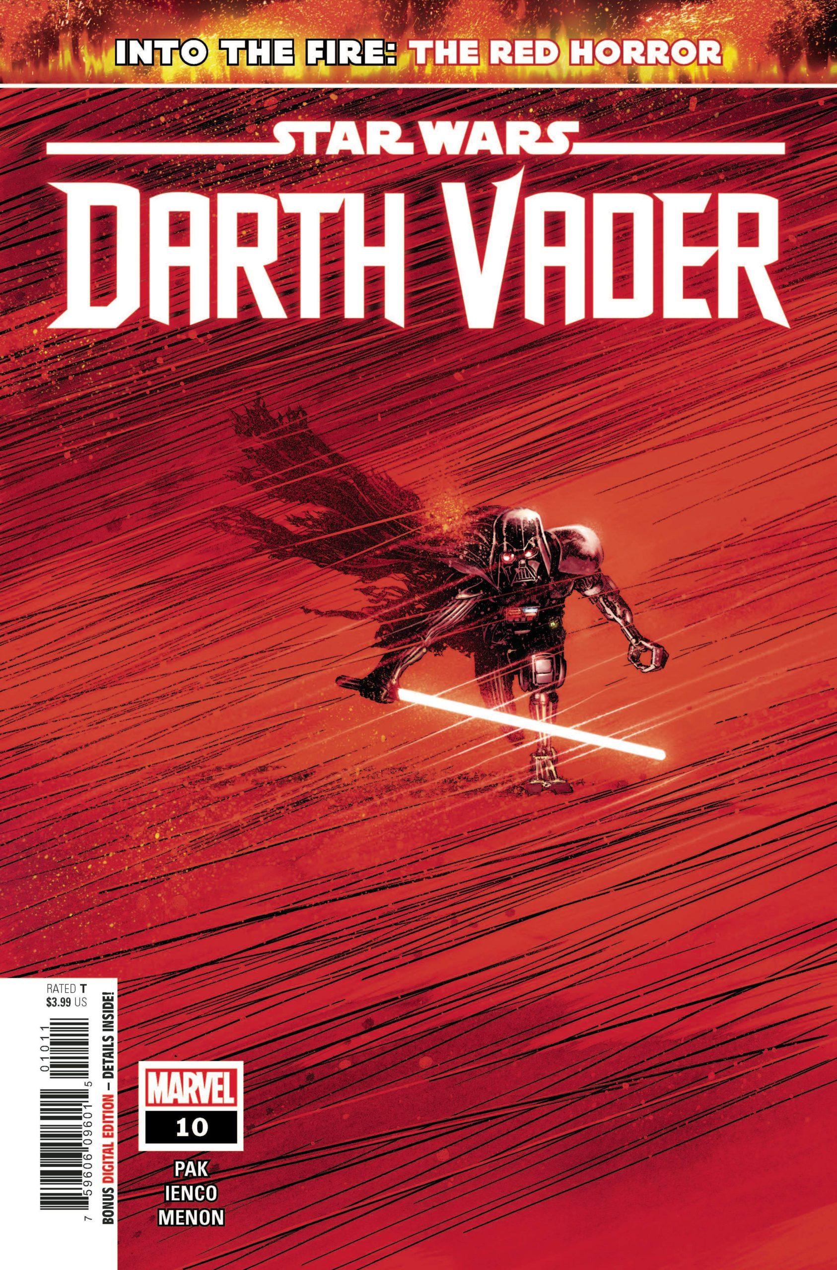 Darth Vader #10 (10.02.2021)