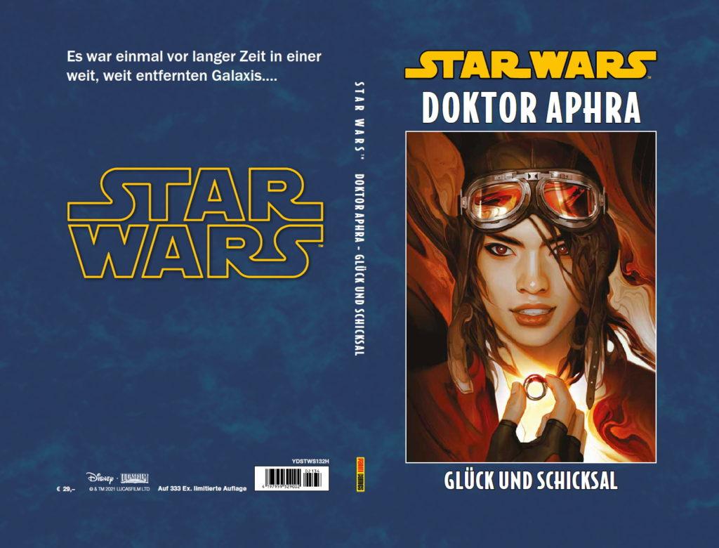 Doktor Aphra, Band 1: Glück und Schicksal (23.03.2021)