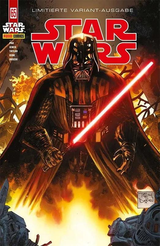 Star Wars #65 (Abonnenten-Variantcover) (16.12.2020)