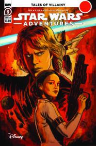 Star Wars Adventures #6 (Cover A by Francesco Francavilla) (12.05.2021)