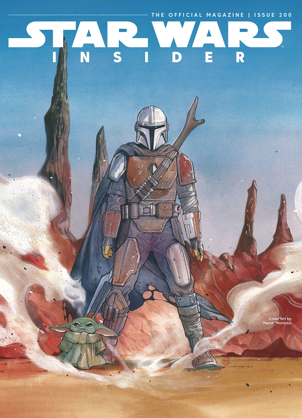 Star Wars Insider #200 (Comic Store Cover) (09.02.2021)