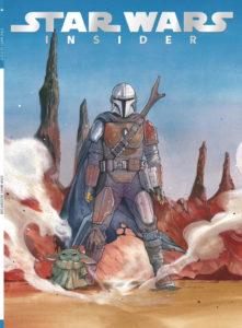 Star Wars Insider #200 (Peach Momoko Foil Cover) (26.01.2021)