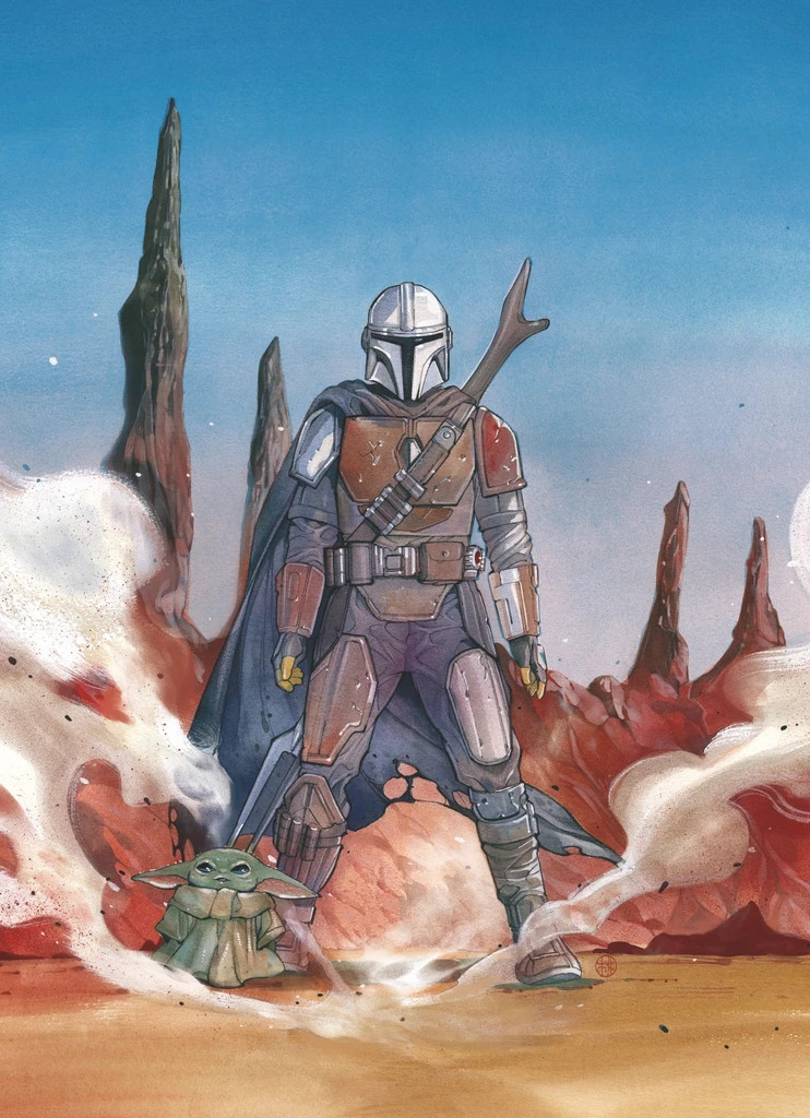 Star Wars Insider< #200 (Peach Momoko Virgin Cover) (26.01.2021)