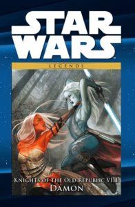 Star Wars Comic-Kollektion, Band 114: Knights of the Old Republic VIII: Dämon (09.02.2021)