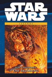 Star Wars Comic-Kollektion, Band 115: Jedi-Chroniken: Die Erlösung (09.03.2021)