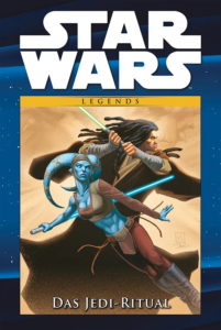 Star Wars Comic-Kollektion, Band 117: Das Jedi-Ritual (06.04.2021)
