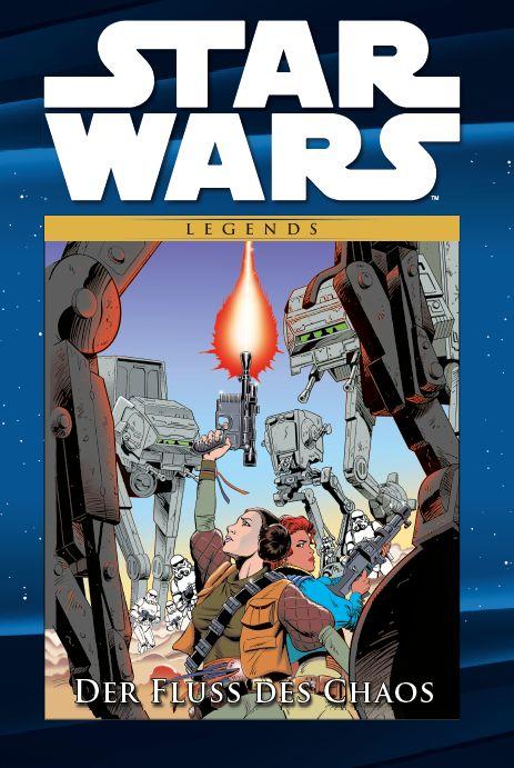 Star Wars Comic-Kollektion, Band 118: Der Fluss des Chaos' (06.04.2021)