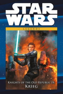 Star Wars Comic-Kollektion, Band 119: Knights of the Old Republic IX: Krieg (04.05.2021)