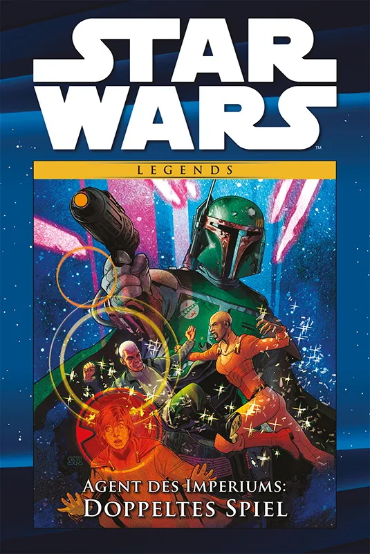 Star Wars Comic-Kollektion, Band 120: Agent des Imperiums: Doppeltes Spiel (04.05.2021)