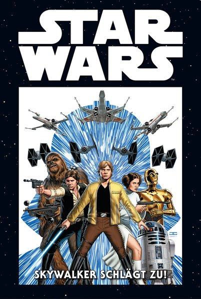 Star Wars Marvel Comics-Kollektion, Band 1: Skywalker schlägt zu (04.05.2021)