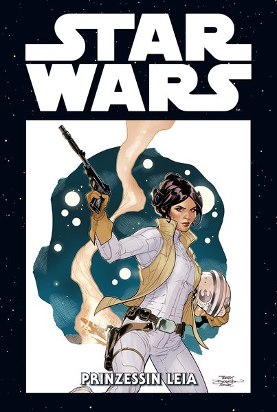 Star Wars Marvel Comics-Kollektion, Band 4: Prinzessin Leia (13.07.2021)