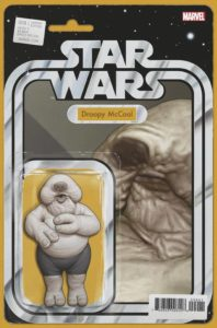 "Star Wars #9 (""Droopy McCool"" Action Figure Variant Cover) (09.12.2020)"