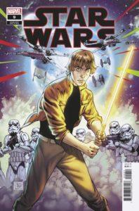 Star Wars #9 (Tony Daniel Variant Cover) (09.12.2020)