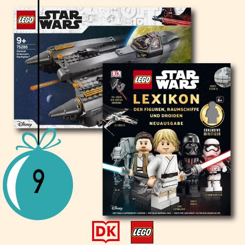 1x LEGO Star Wars: Lexikon der Figuren, Raumschiffe und Droiden – Neuausgabe