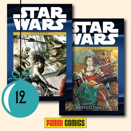 1x Band 99 und 1x Band 100 der Comic-Kollektion und