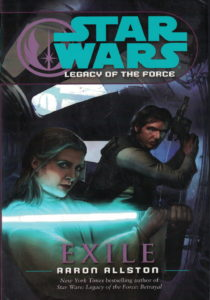 Legacy of the Force 4: Exile (April 2007)