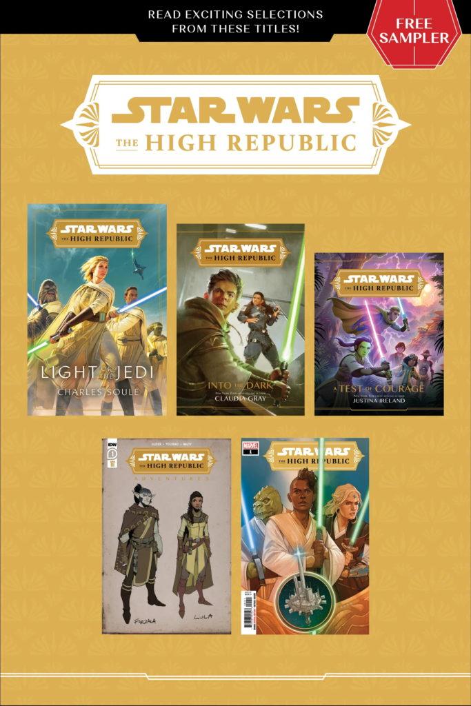 The High Republic Digital Sampler (15.12.2020)