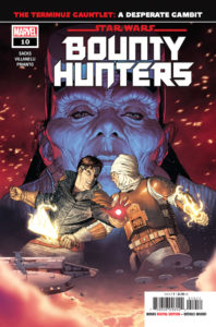 Bounty Hunters #10 (März 2021)