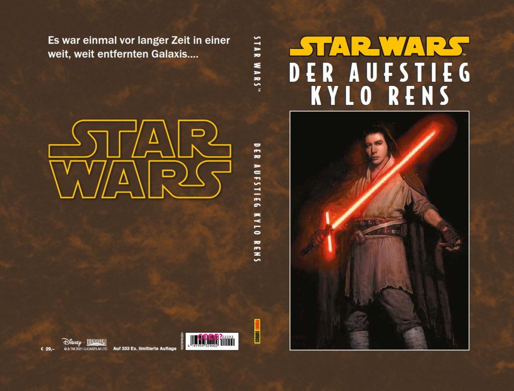 Der Aufstieg Kylo Rens (Limitiertes Hardcover) (23.02.2021)