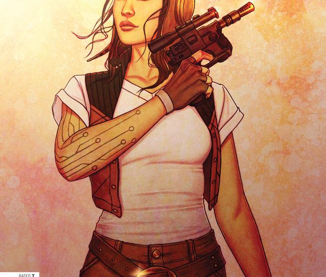Doctor Aphra #7 (Jenny Frison Variant Cover) (20.01.2021)