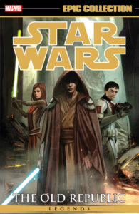 Star Wars Legends Epic Collection: The Old Republic Volume 4 (08.06.2021)