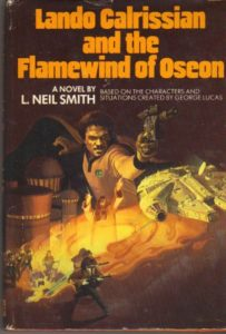 Lando Calrissian and the Flamewind of Oseon (April 1984)