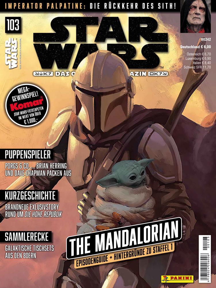 Offizielles Star Wars Magazin #103 (23.09.2021)