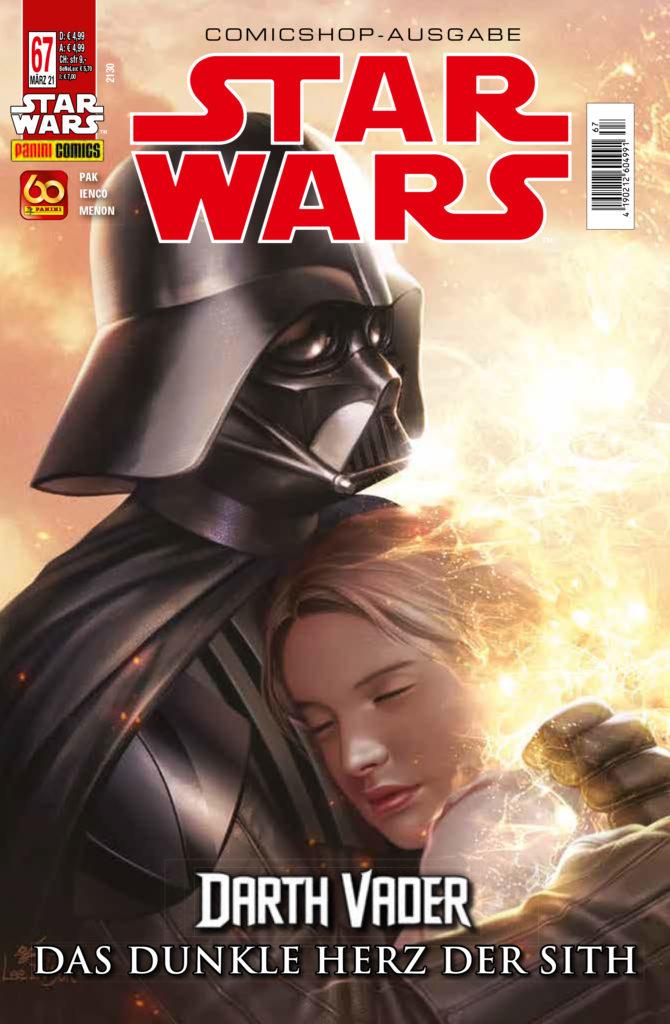 Star Wars #67 (Comicshop-Ausgabe) (24.02.2021)
