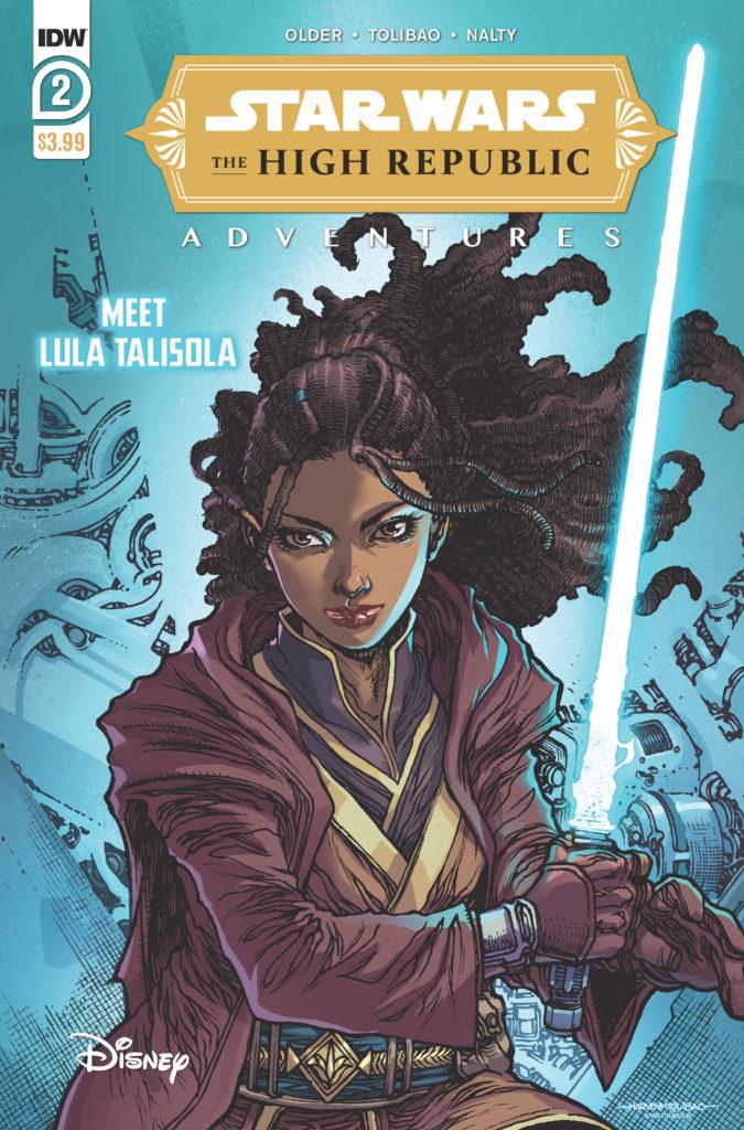 The High Republic Adventures #2 (03.03.2021)