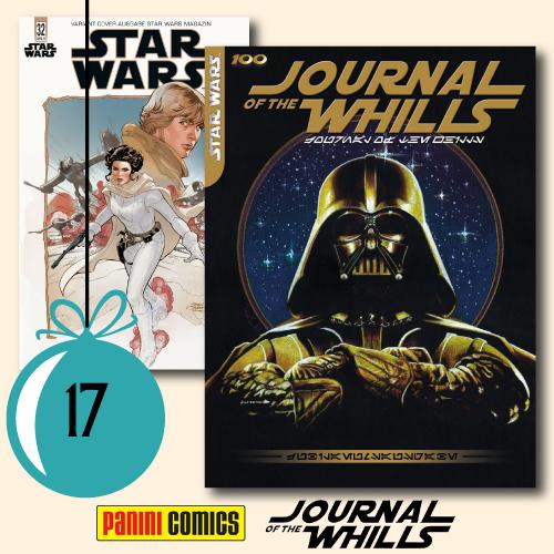 1x JOTW-Jahresabo und 5x Star Wars #32 als Variant