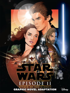 Attack of the Clones - Graphic Novel Adaptation (Dezember 2021)