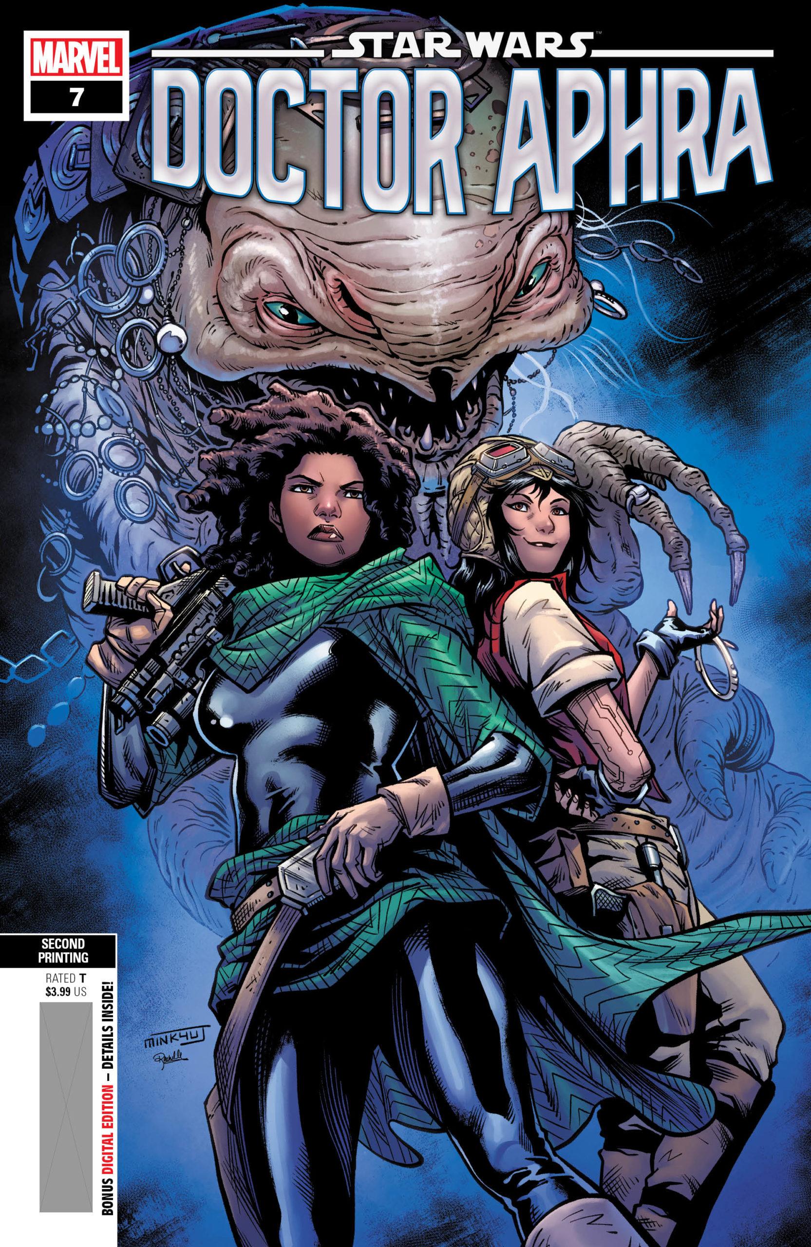 Doctor Aphra #7 (2nd Printing) (24.02.2021)